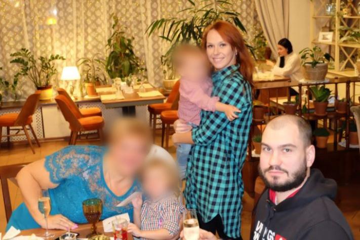 Со стороны казалось, что семья Екатерины и Романа идеальнаФото: героиня материалаПОДЕЛИТЬСЯ