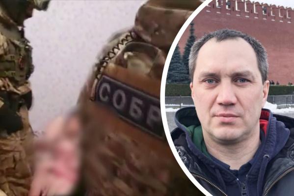 Общественник Антон Мишин стал фигурантом дела