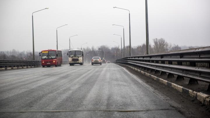 Ремонт Октябрьского моста в Ярославле перенесли на следующий год