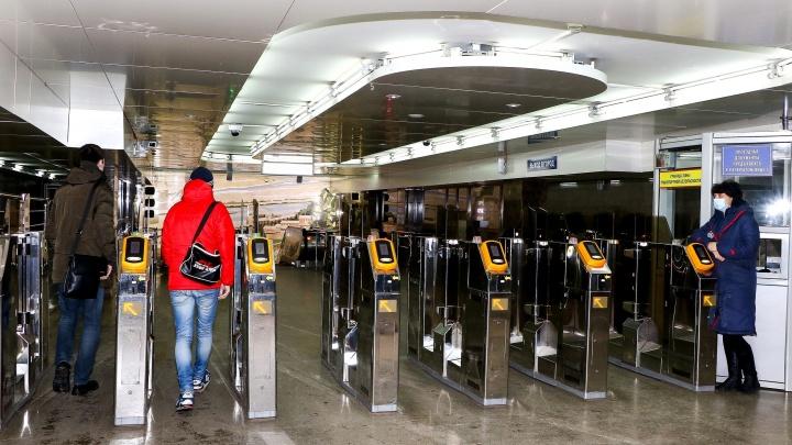 Станцию метро «Горьковская» в Нижнем Новгороде закроют 31января