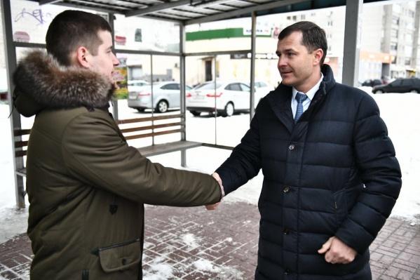 Мэр Ярославля поблагодарил неравнодушного горожанина