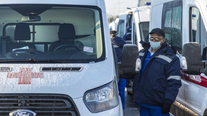 В Волгограде и Волжском все машины скорой помощи попали в залог
