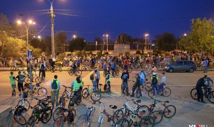 В Волгограде отменен воскресный велопарад