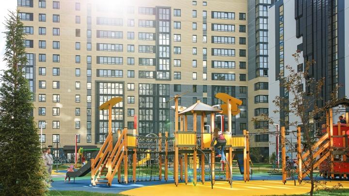 «Страна Девелопмент» рассказала: почти половину квартир застройщика покупают северяне