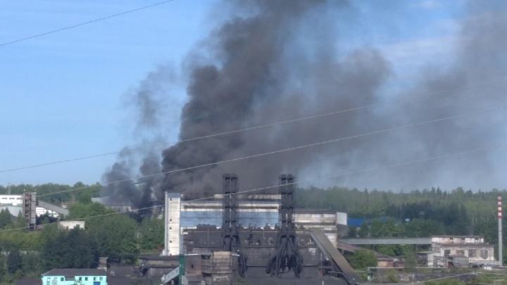 Пожар на обогатительной фабрике в Кузбассе: следком возбудил уголовное дело