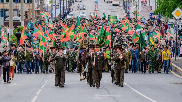В День пограничника в Перми запретят продажу алкоголя