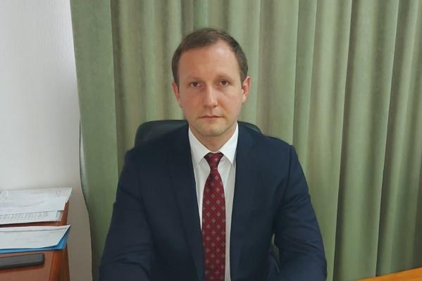 Дмитрий Беликов не первый год работает в областном правительстве