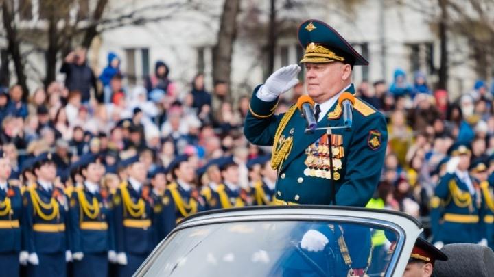 Парад Победы в Перми пройдет у института ФСИН. На него пригласят только ветеранов — им сделают тесты