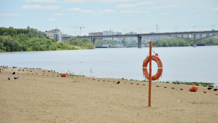 В Муромцевском районе в реке Таре утонула 18-летняя девушка