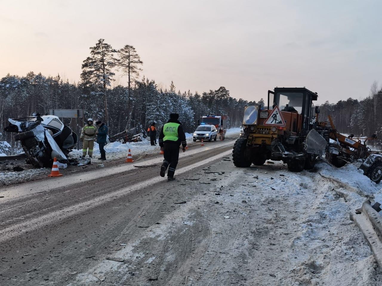 ВодительVolvo жив, но ему потребовалась помощь