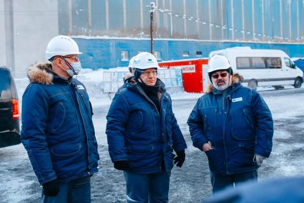 9 марта Президент компании поучаствует в рабочем совещании по восстановлению работы на рудниках «Октябрьский» и «Таймырский»