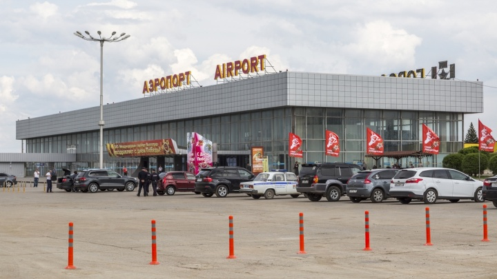 В аэропорту Волгограда терминал внутренних линий переделают в склад и хранилище трупов