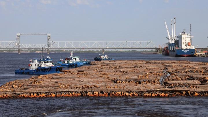 «Беломорская Сплавная Компания» доставила лесопромышленникам 220 тысяч кубометров древесины