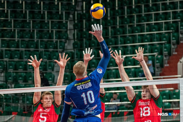 Игра прошла на «Локомотив-Арене»