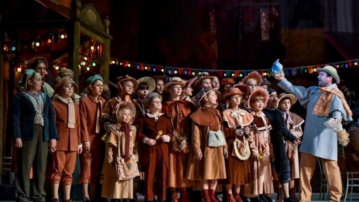 На сцену и артистов оперного театра потратят 40 млн рублей