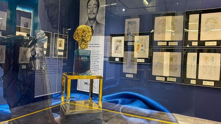 В тюменском музее покажут работы Сальвадора Дали