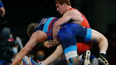 У России — 13-е золото Олимпиады. Нам помог борец