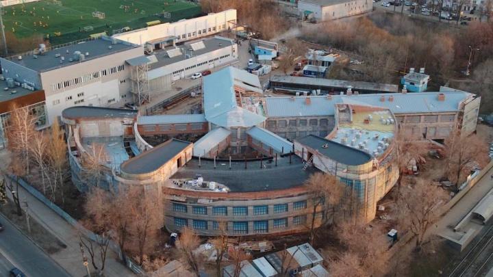 В Самаре уточнили сроки открытия филиала Третьяковки в здании Фабрики-кухни