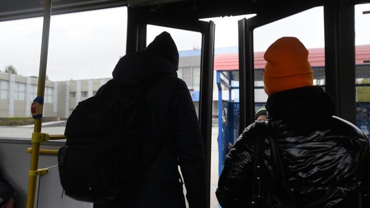 Вслед за повышением цены на проезд в Екатеринбурге ужесточат штрафы для зайцев в 5 раз