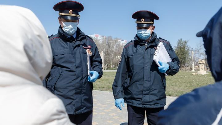 В Курганской области оштрафуют жителей, контактных с зараженными COVID-19