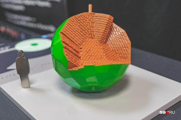 С помощью выставки незрячие могут познакомиться с пермскими арт-объектами