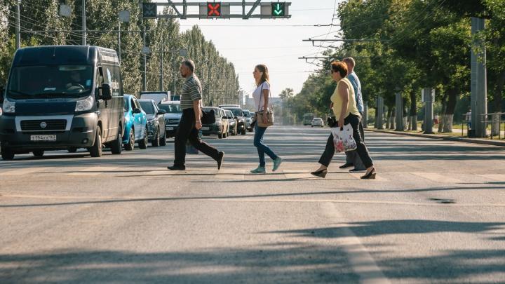 На Московском шоссе в Самаре установят еще один реверсивный светофор