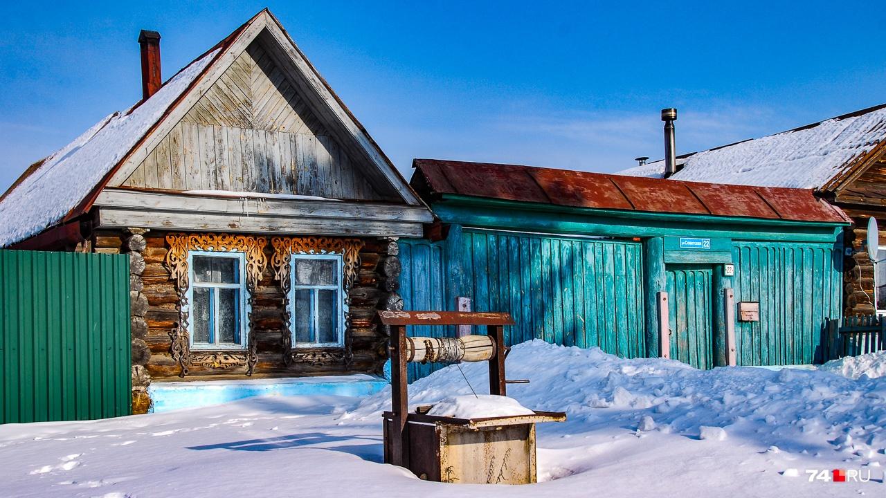 Аллаки — село симпатичное, но пустынное
