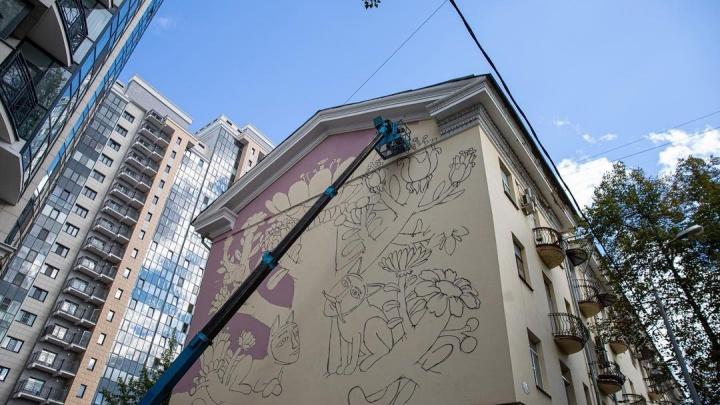 «Самара станет центром стрит-арта»: чем известные художники украсят город