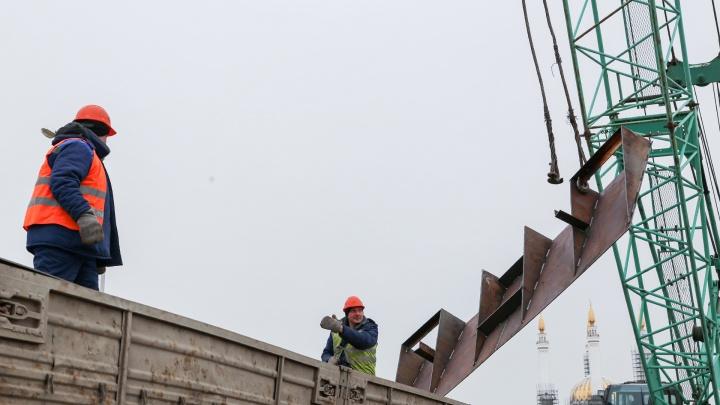 85 человек и 17 единиц техники: самое важное о реконструкции развязки Валиди — Юлаева в Уфе