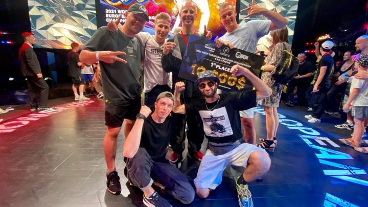 Красноярский спортсмен стал чемпионом Европы по брейкингу