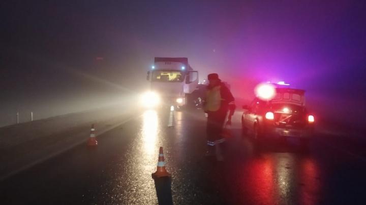 Четверо взрослых погибли, трое детей в больнице: микроавтобус с волгоградцами разбился в Ростовской области