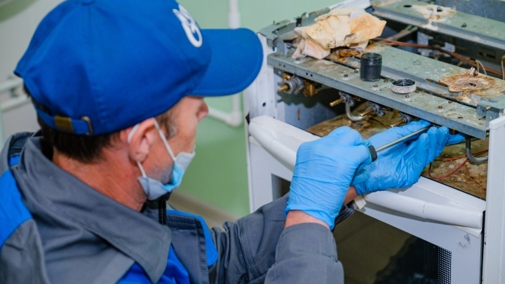 Можно бесплатно заменить плиту: газовики рассказали о новой программе социальной поддержки населения