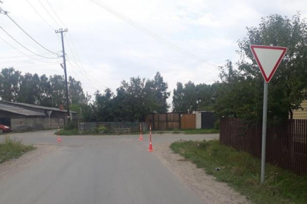 Авария произошла в августе прошлого года в поселке Винзили