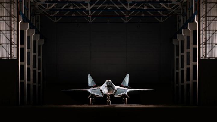 Слава Степанов снял истребитель пятого поколения: смотрим на самолет, характеристики которого скрывают