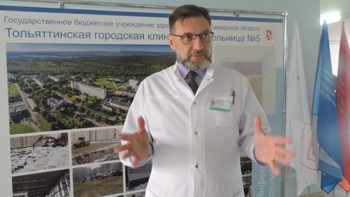 Алексей Кирсанов, новый главный врач Медгородка: «Первая реакция — волнение, что не справлюсь»