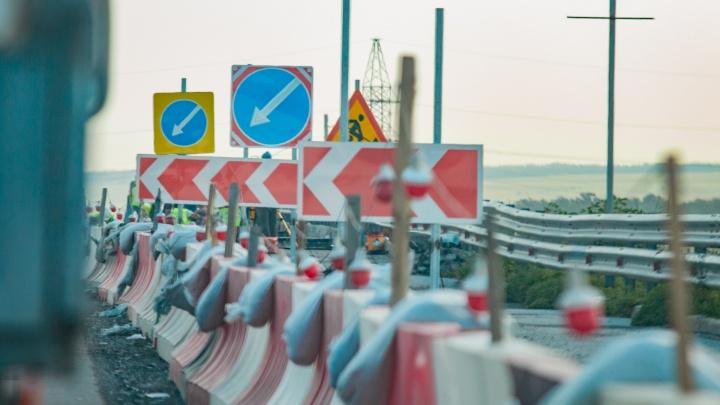 «Автодор» пообещал ремонтировать трассу М-4 «Дон» по ночам — но только в выходные и праздники