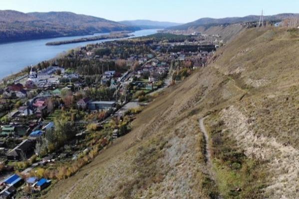 Проект расширения монастырской тропы, поддержанный Уссом, не будет реализован