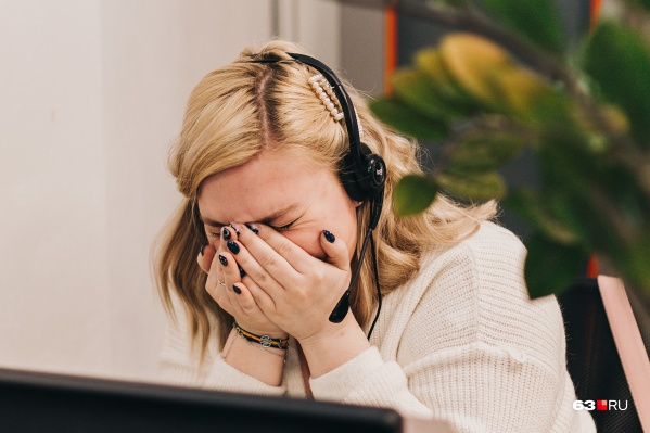 При проявлениях симптомов ОРВИ врачи рекомендуют не приходить на работу