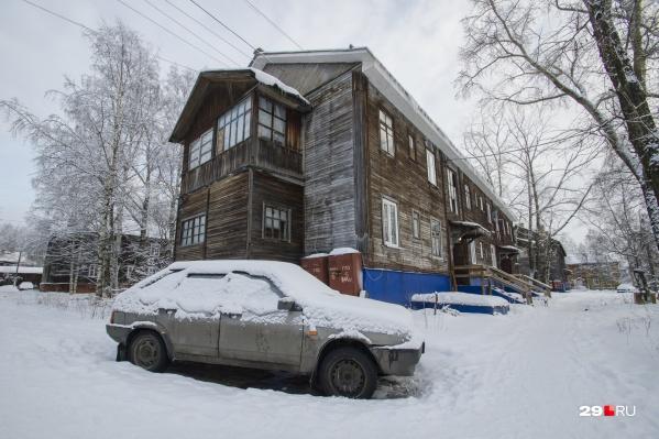 На деньги, которые переведет Фонд ЖКХ в Поморье, должны расселить 54,2 тысячи квадратных метров аварийного жилья