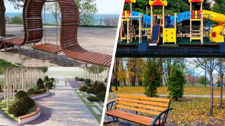 Власти Ярославля показали варианты благоустройства парка Судостроителей