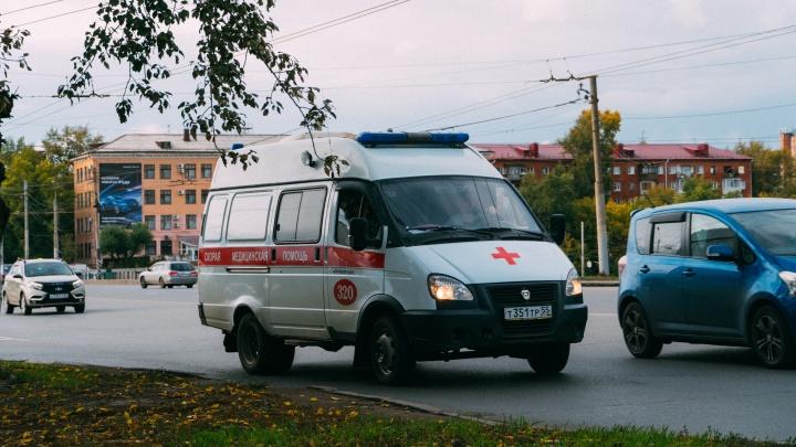 На трассе Омск — Тара погиб отец четырех детей. Он вез их от бабушки