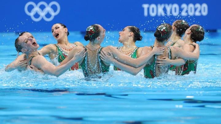 У синхронисток сборной России еще одно золото Олимпиады. Они не проигрывают уже 21 год