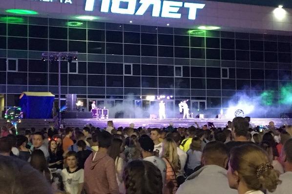 В Рыбинске на День города откроют ВИП-зону для привитых