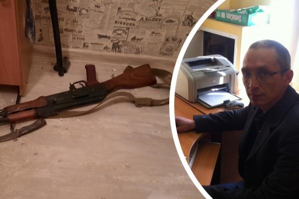 Сергей Болков открыл стрельбу по прохожим из этого ружья. Мария Штань в своей колонке рассказывает о собственном примере из жизни, похожем на недавнее ЧП