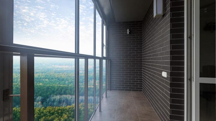 Рядом площадь Калинина, а из окна вид на сосны: купить квартиру мечты можно за 2 600 000 рублей