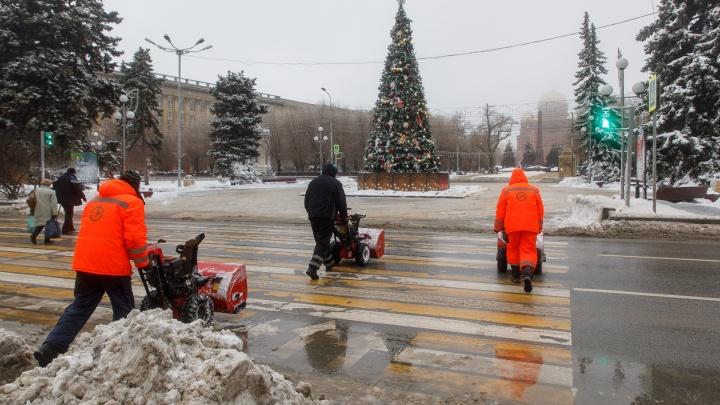 Беспросветную серость спрогнозировали синоптики в Волгограде на новой неделе