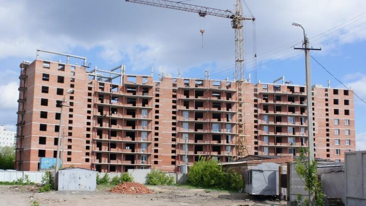 В Омске для 470 обманутых дольщиков за год пообещали достроить четыре дома