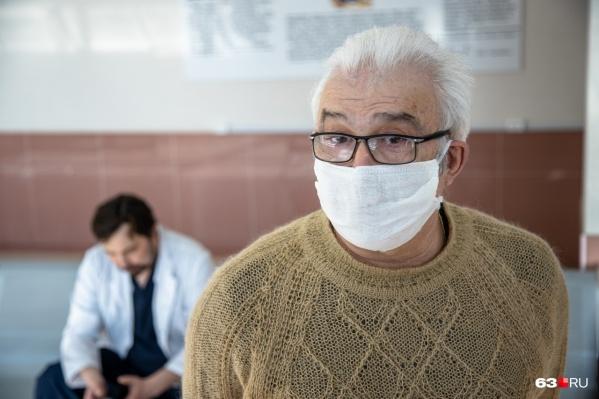Тенгиз Шотович Бетанели сам переболел коронавирусом