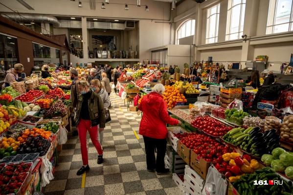 Ростовские предприниматели говорят, что за три дня цены взлетели