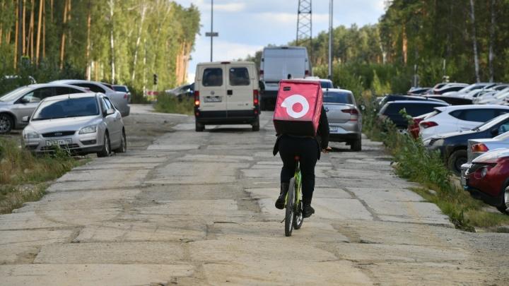 Бетонный ад: как выглядит участок Краснолесья, где построят новую дорогу